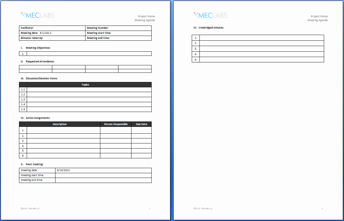 Meeting Agenda Template Word Free Lovely Informal Meeting Agenda Template Word Ms Fice How to