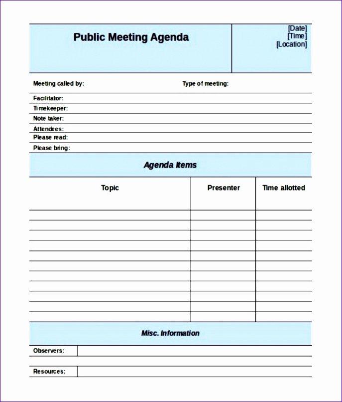 Meeting Minutes Template Excel Elegant 6 Meeting Minutes Template Excel Exceltemplates