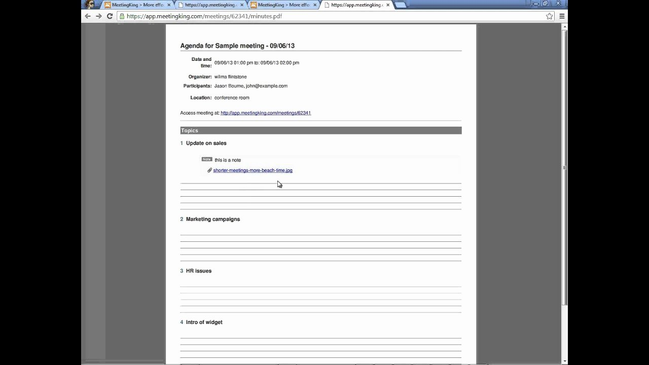 Meeting Note Template Word Lovely Meeting Agenda and Meeting Minutes Templates