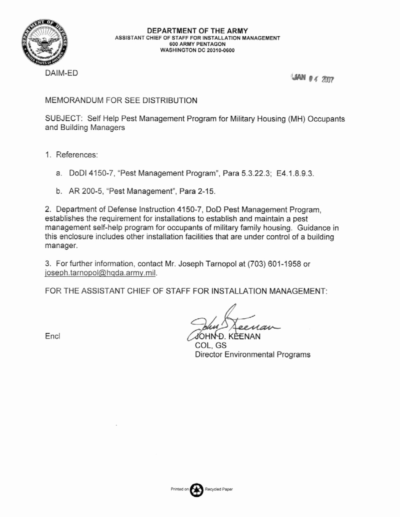 Memorandum Of Record Template Awesome 10 Best Of Army Memo for Record Doc Army