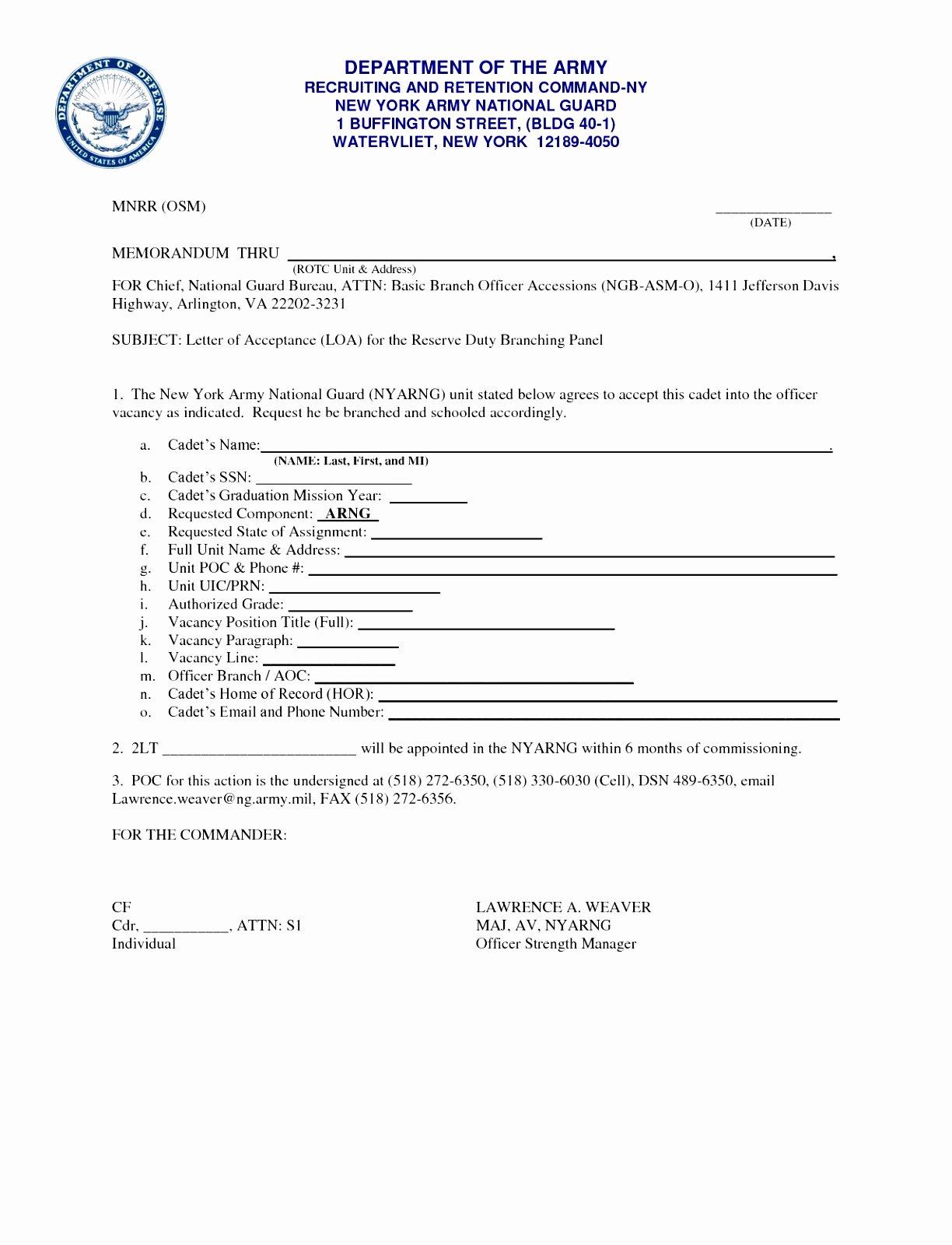 Memorandum Of Record Template Elegant 7 Army Memorandum for Record Template Word Awruy