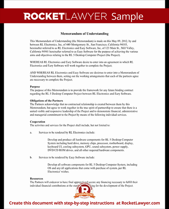 Memorandum Of Sale Template Elegant Sample Business Legal Memo