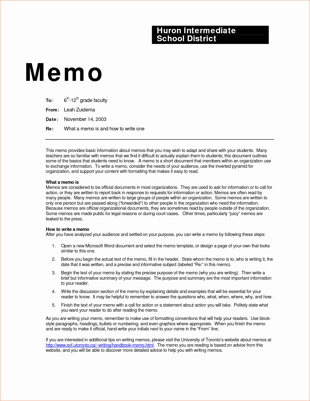 Memorandum Of Sale Template Inspirational Business Memo Examples Inter Office Sample Example