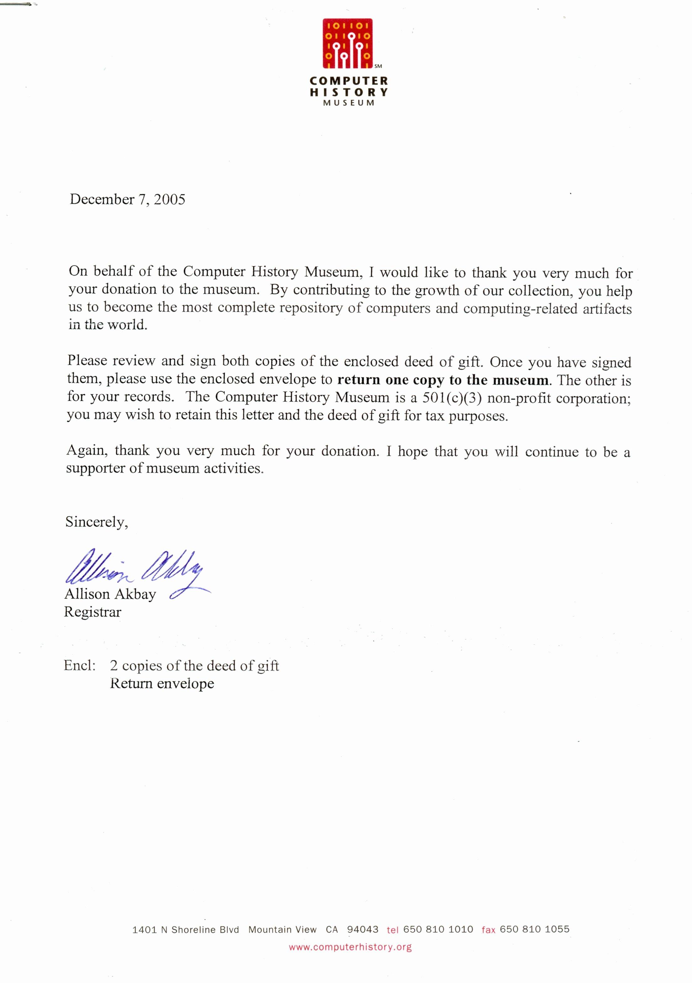 Memorial Donation Letter Template Unique Sample Letter Memorial Donation