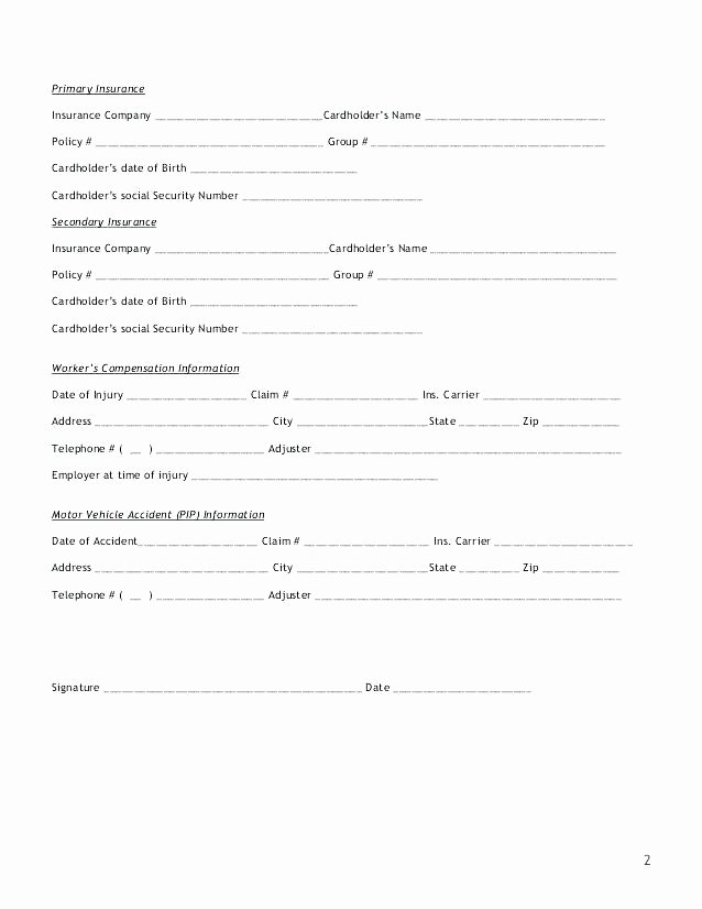 Mental Health Intake form Template Beautiful Mental Health assessment form New Nursing Template