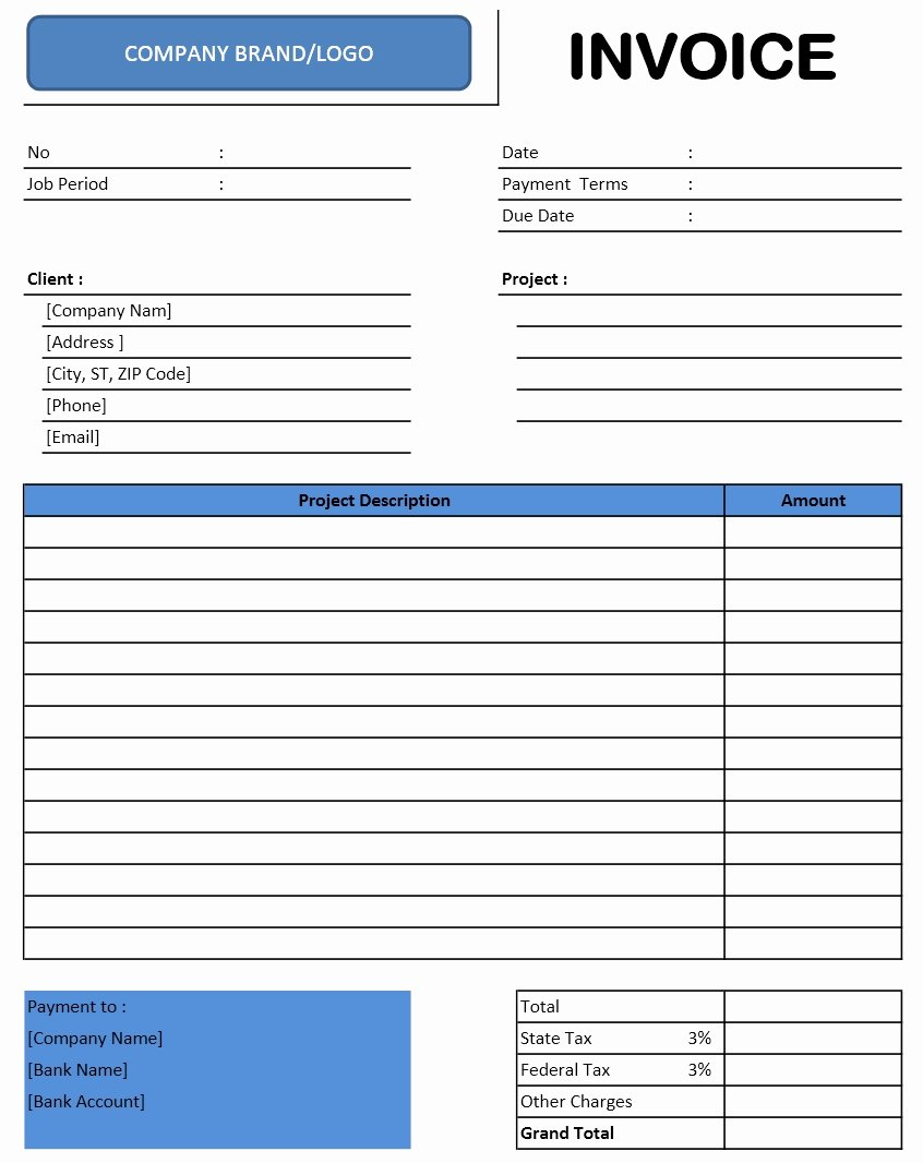 Microsoft Access Invoice Template Luxury Invoice Templates
