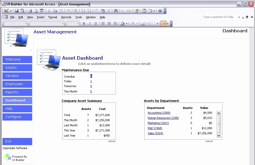 Microsoft Access Report Template Best Of Microsoft Access Templates Powerful Ms Access Templates