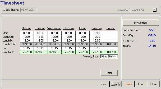 Microsoft Access Timesheet Template Best Of Ms Access attendance Template Templates Collections