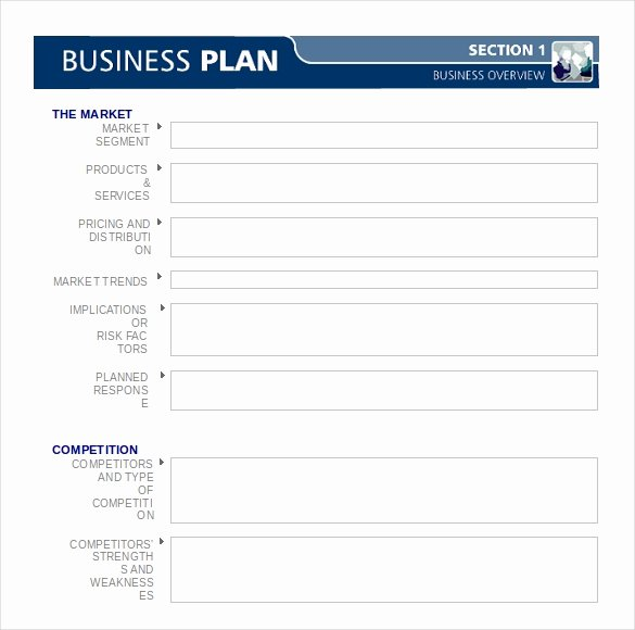 Microsoft Business Plan Template Awesome Business Plan Templates 43 Examples In Word
