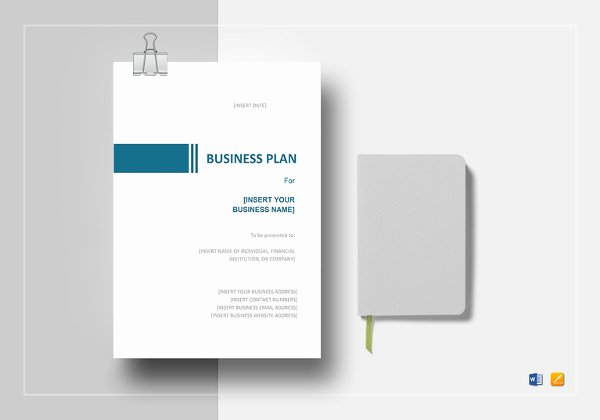 Microsoft Business Plan Template Best Of Microsoft Business Plan Template – 18 Free Word Excel
