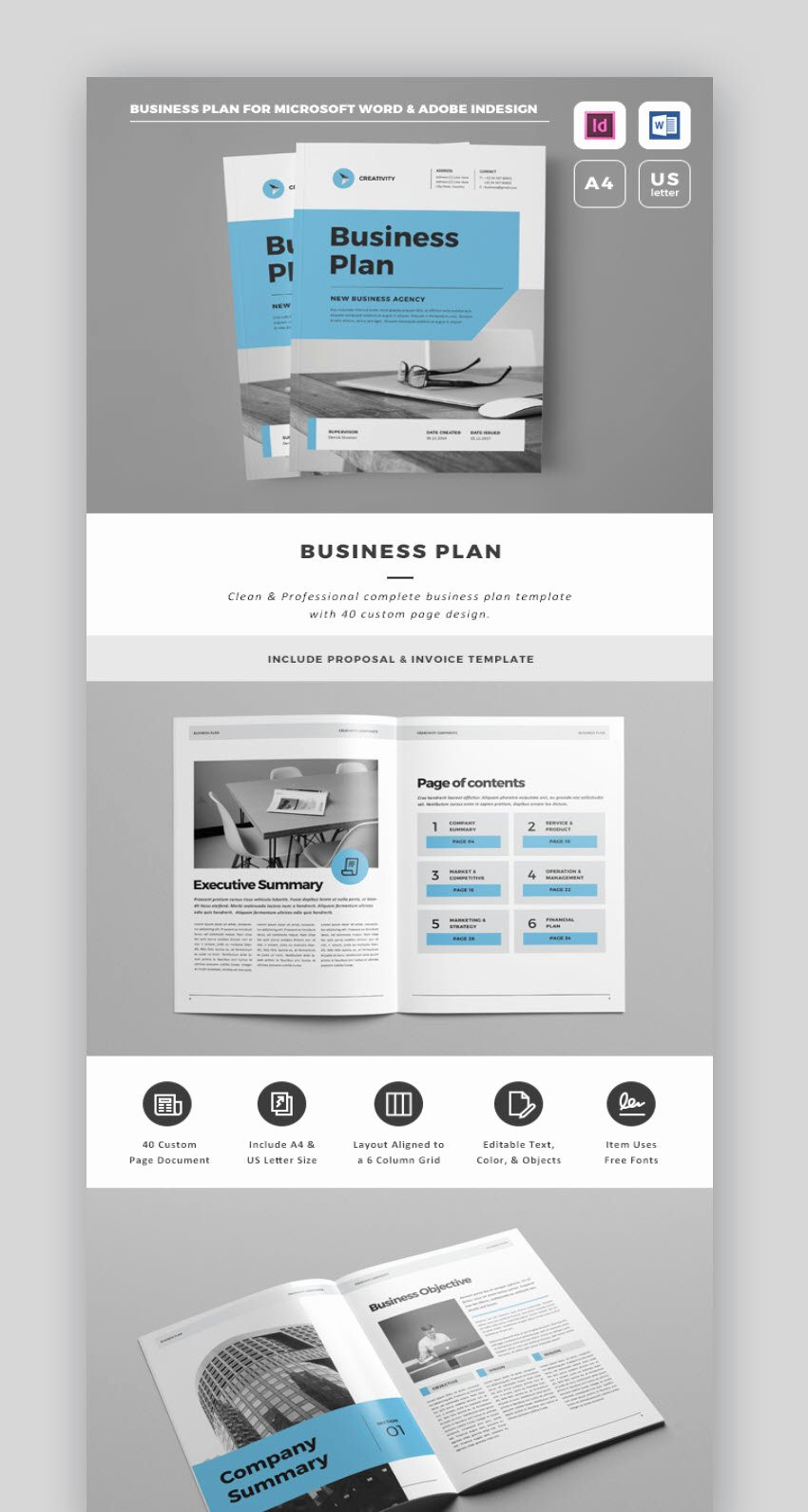 Microsoft Business Plan Template Fresh 18 Professional Business Project Proposal Templates for