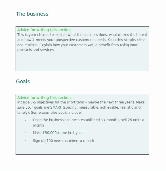 Microsoft Business Plan Template Fresh Pretty Business Plan Templates Free Gallery