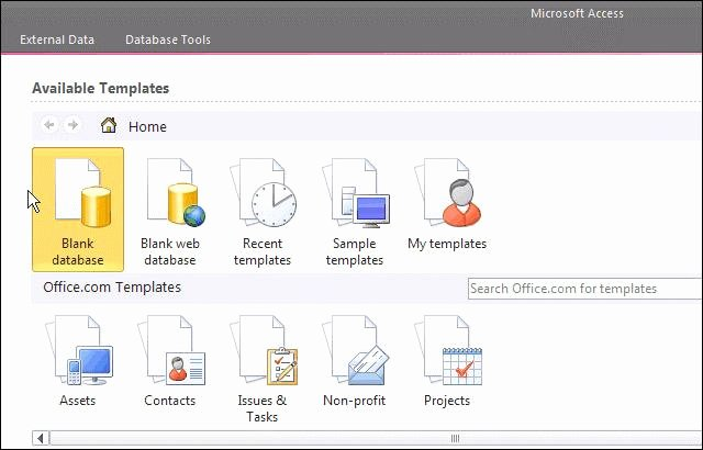 Microsoft Office Access Template New New Crm software Access Template 2016 Free Download and