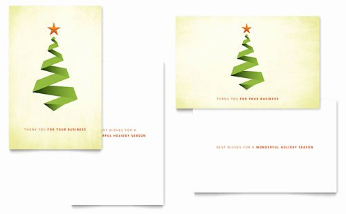 Microsoft Office Postcard Template Awesome Microsoft Fice Templates Christmas Cards