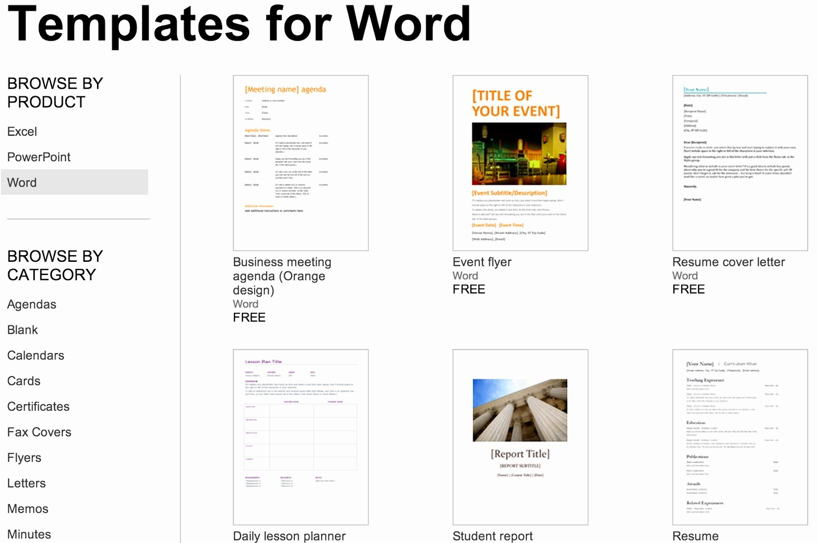 Microsoft Office Postcard Template Awesome Word Document Templates