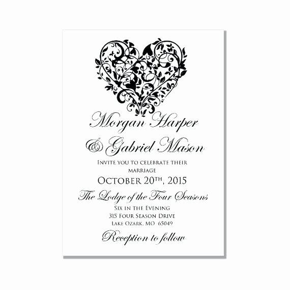 Microsoft Office Wedding Invitation Template Beautiful Word Birthday Card Template Invitation Fice Templates
