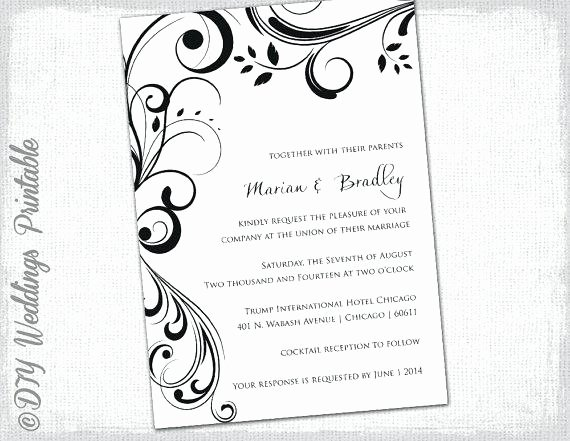 Microsoft Office Wedding Invitation Template Best Of Microsoft Office Wedding Templates – Flybymedia
