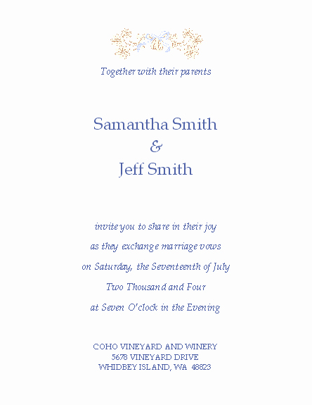 Microsoft Office Wedding Invitation Template Best Of Wedding Invitation Traditional