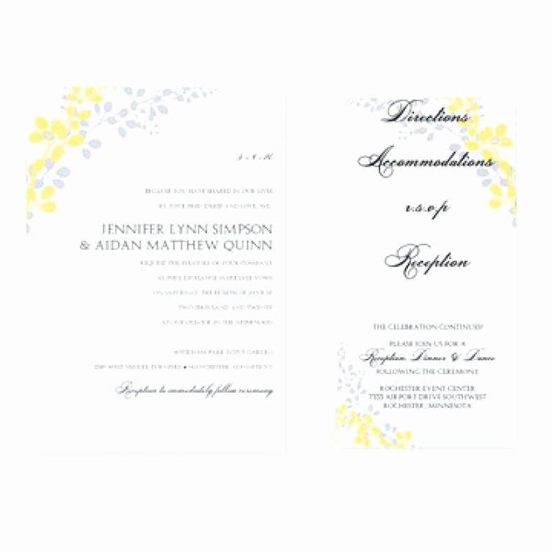 Microsoft Office Wedding Invitation Template Luxury Word Birthday Card Template Invitation Fice Templates