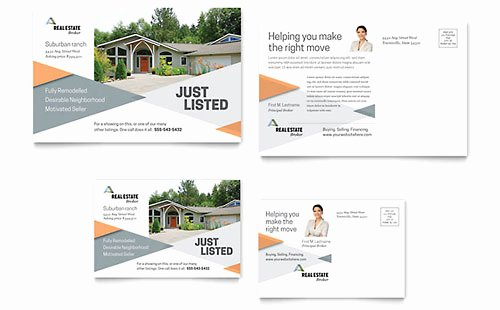 Microsoft Publisher Postcard Template New Postcard Templates Word & Publisher Templates