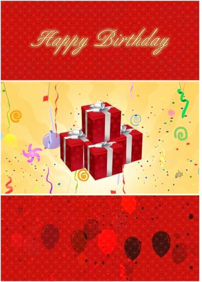 Microsoft Word Birthday Card Template New Birthday Card Template Microsoft Word Templates