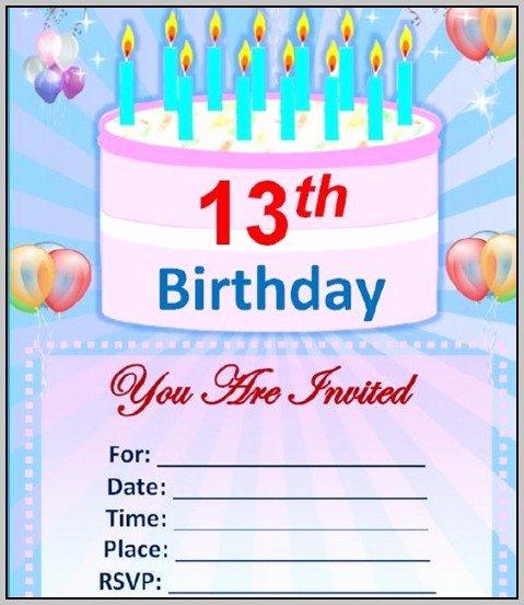 Microsoft Word Birthday Invitation Template Fresh Birthday Invitation Templates In Microsoft Word Template