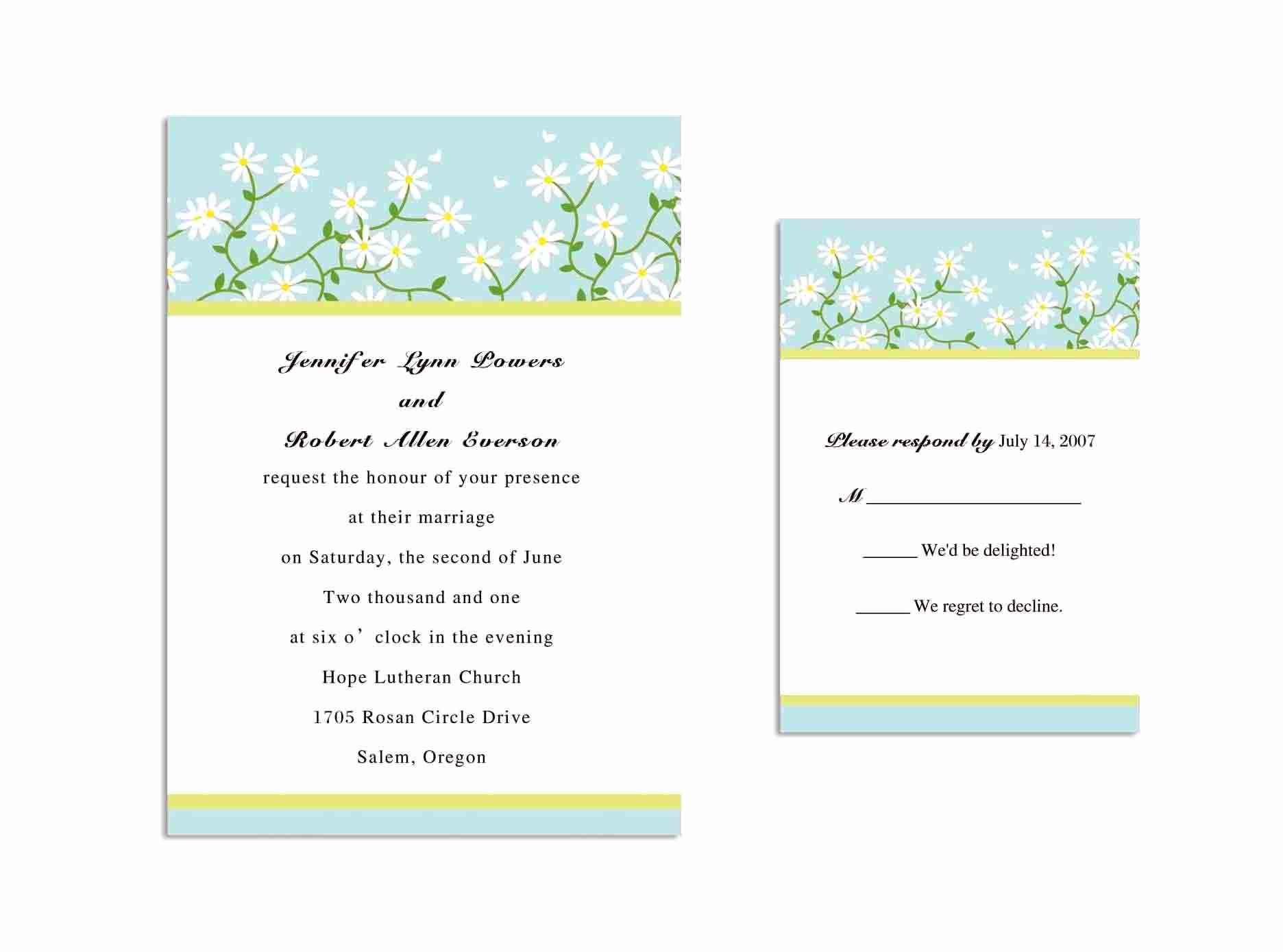 Microsoft Word Invitation Template Best Of Engagement Party Invitation Word Templates Free Card