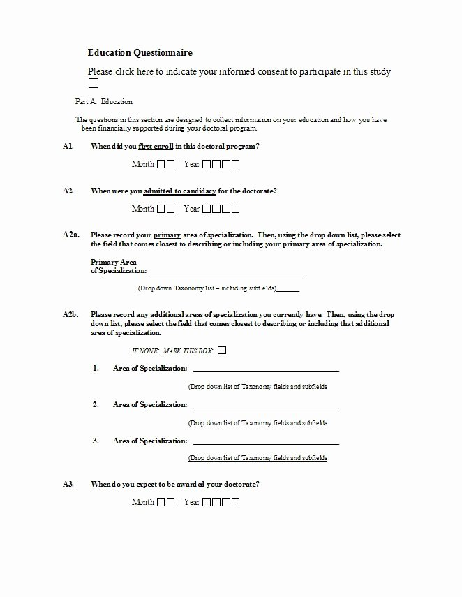 Microsoft Word Questionnaire Template Best Of Simple Questionnaire Template Word Templates Data