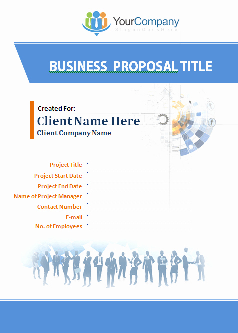 Microsoft Word Sales Proposal Template Awesome Business Proposal Template