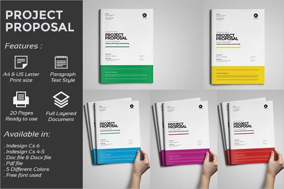 Microsoft Word Sales Proposal Template Inspirational 31 Free Proposal Templates Word