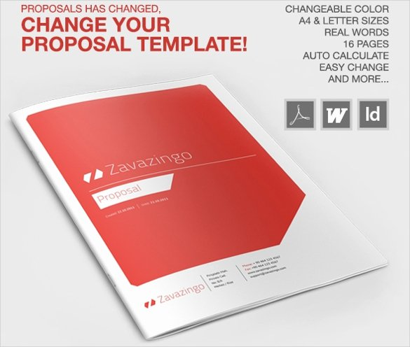 Microsoft Word Sales Proposal Template Unique 31 Proposal Templates Doc Pdf
