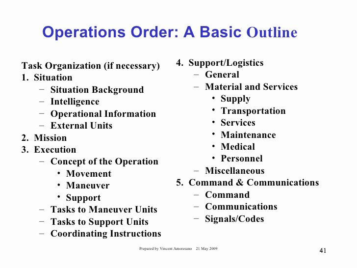 Military Operations Plan Template Inspirational Police Tactical Decision Making & Planning
