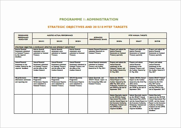Military Operations Plan Template New 20 Operational Plan Templates Doc Pdf
