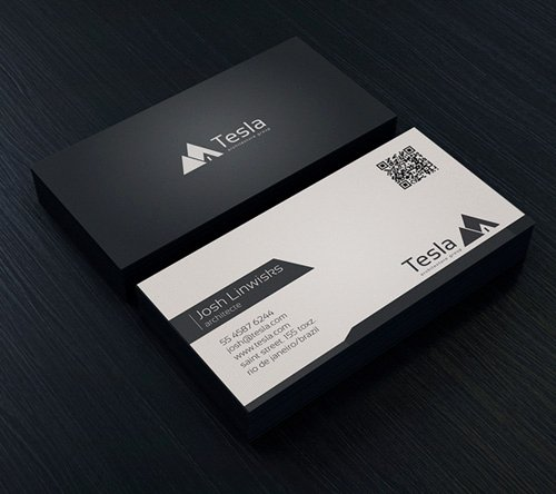 Minimalist Business Card Template Best Of Modern Business Cards Psd Templates Design