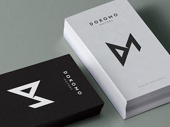 Minimalist Business Card Template Elegant 35 Best Best Business Cards Designs Templates and
