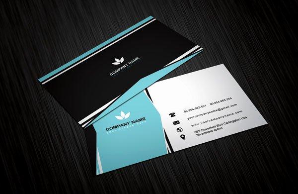 Minimalist Business Card Template Unique Creative Clean Minimalist Business Card Template Free
