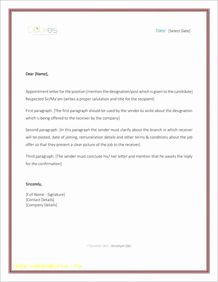 Missed Appointment Email Template Luxury Doctor Appointment Confirmation Email Template How to