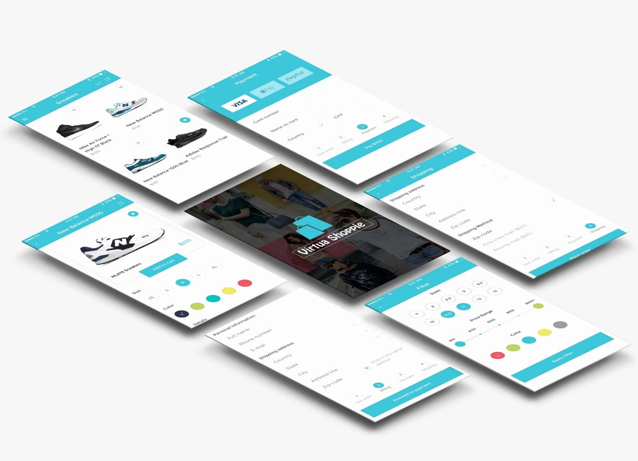 Mobile App Design Template Awesome Buy Mobile App Design Ui Ux Template Kit Utilities for