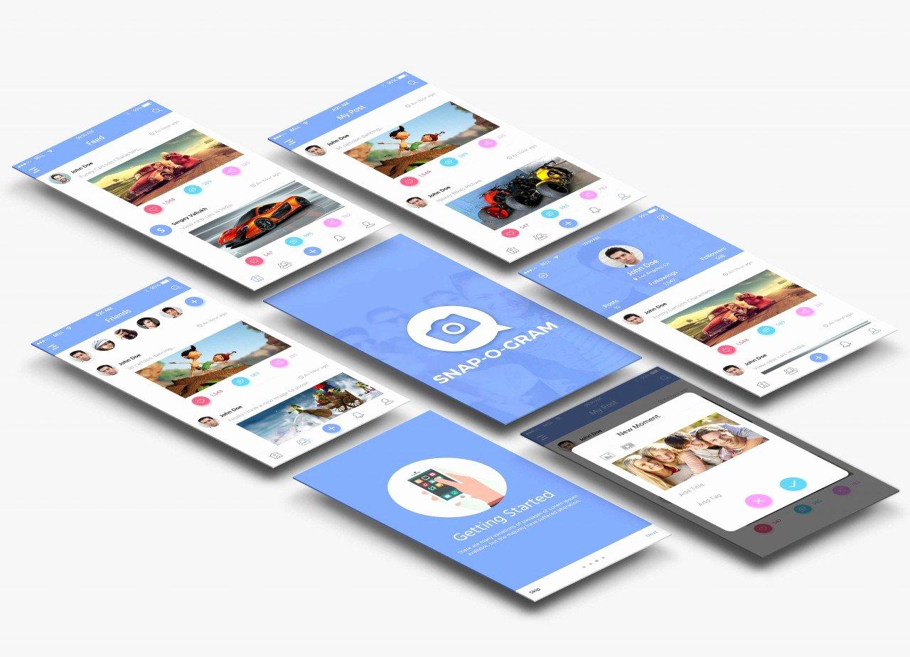 Mobile App Design Template Beautiful Buy Mobile App Design Ui Ux Template Kit Utilities for