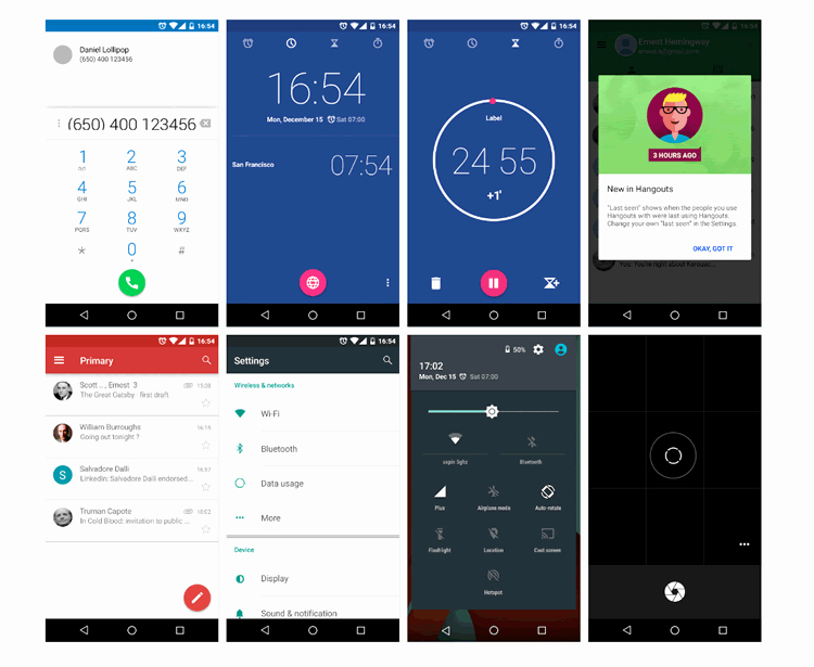 free mobile ui kits ios android