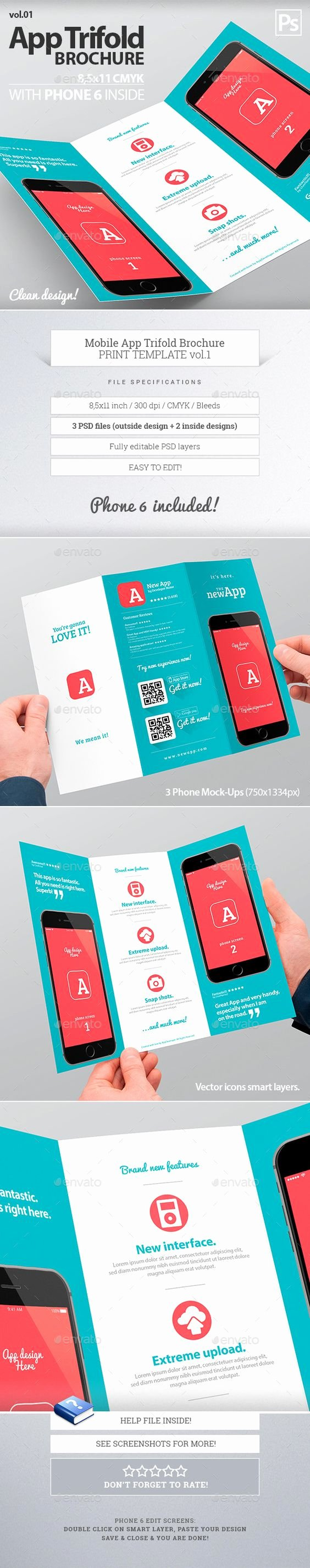 Mobile App Design Template Lovely Christmas Cards