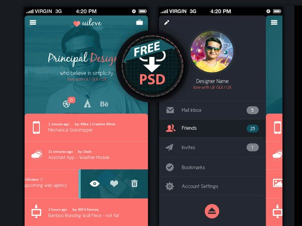 Mobile Apps Design Template Fresh 12 Mobile Map Ui Design Psd Flat Mobile Ui Design