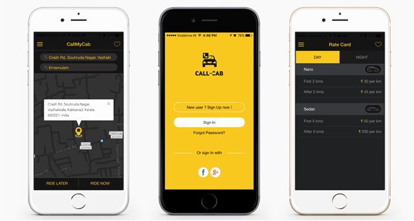 Mobile Apps Design Template Inspirational 22 Native Web App Templates You Should Use