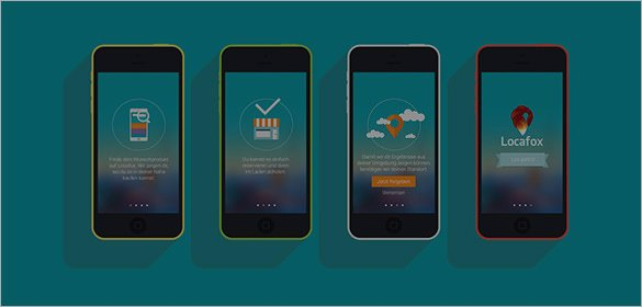 Mobile Apps Design Template Inspirational 40 Awesome Mobile App Designs with Great Ui Experience