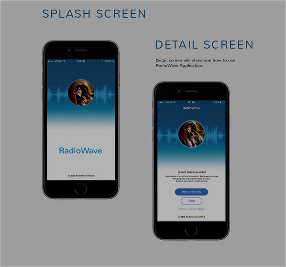 Mobile Apps Design Template Unique 40 Awesome Mobile App Designs with Great Ui Experience