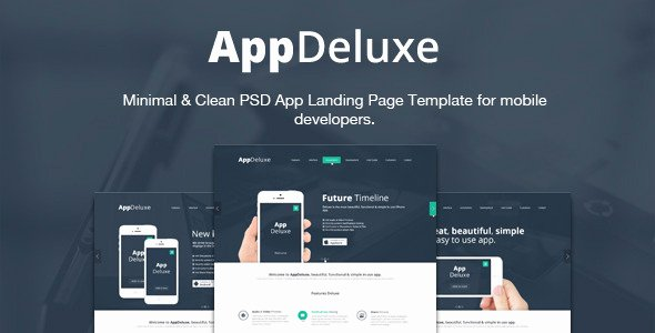Mobile Landing Page Template Awesome 25 Best Technology Psd Templates Designmaz