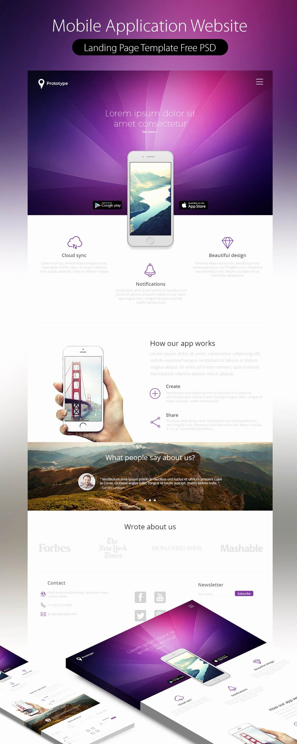 Mobile Landing Page Template Beautiful High Quality 50 Free Corporate and Business Web Templates