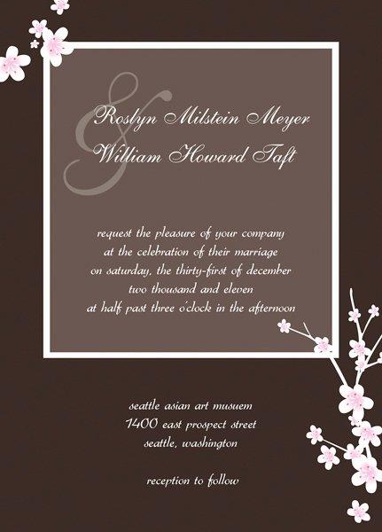 Modern Wedding Invitation Template Awesome Modern Wedding Invitation