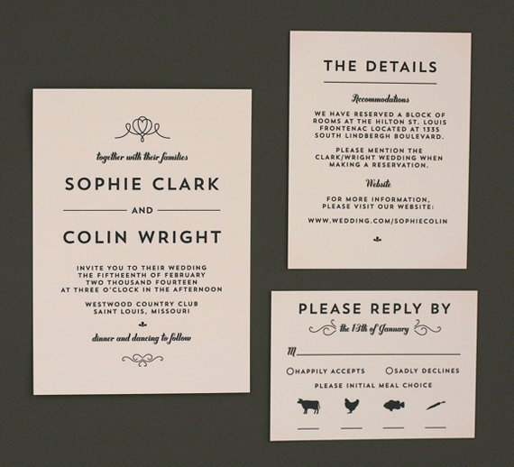 Modern Wedding Invitation Template Elegant 8 Fine Modern Wedding Invitation Wording Ebookzdb