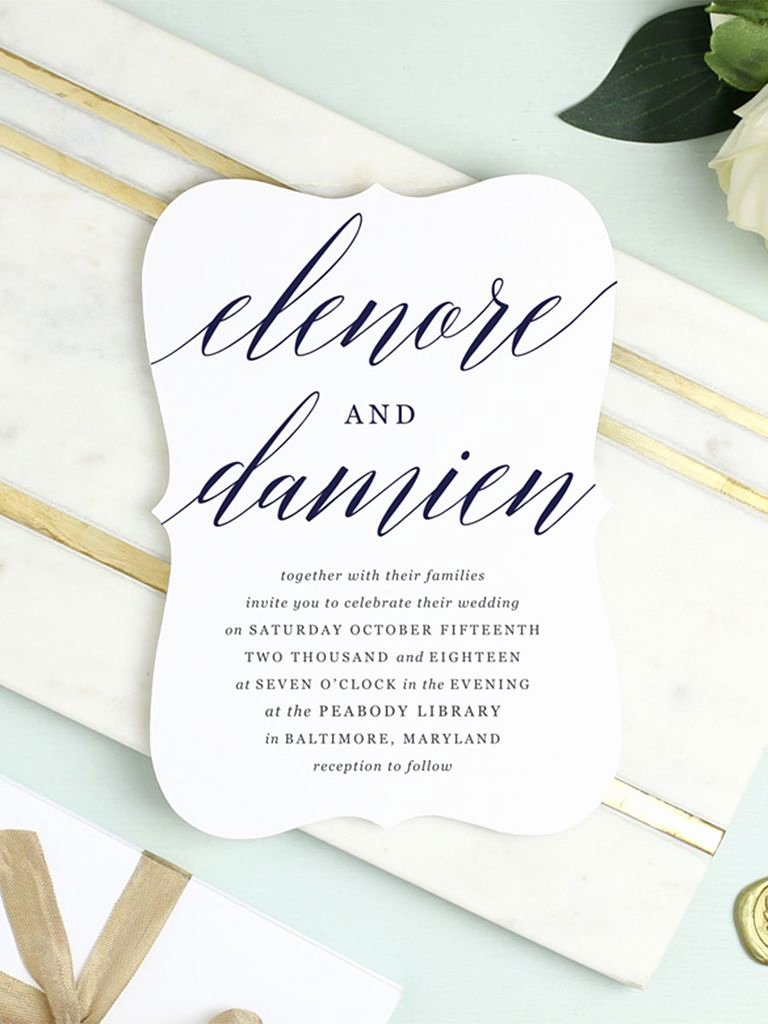 Modern Wedding Invitation Template Fresh 16 Printable Wedding Invitation Templates You Can Diy